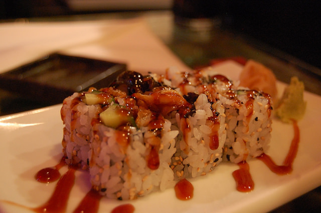 77 H Residents Should Order the Valentine Roll at Momiji Japanese Restaurant