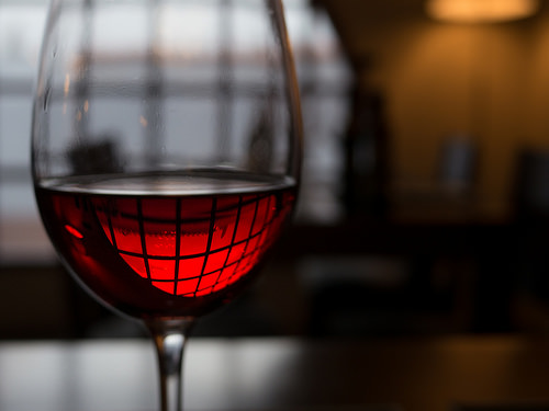 Sneak Away for a Quiet Glass of Red at Dickson Wine Bar