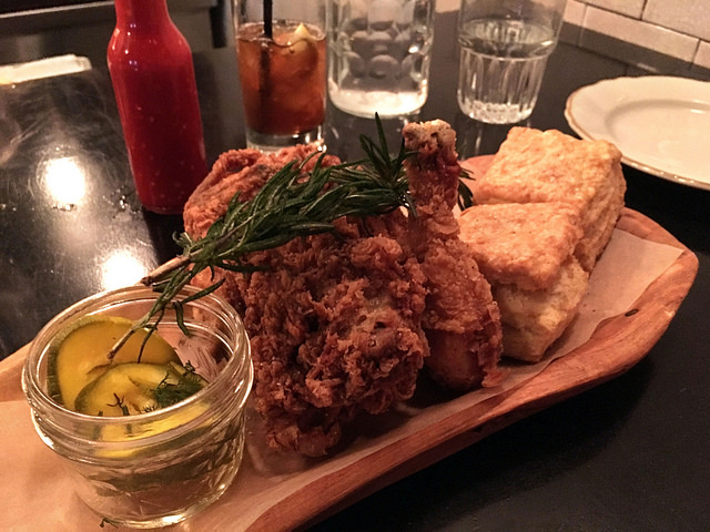 Farmbird Serves Scratch-Made Dishes From Local Sources