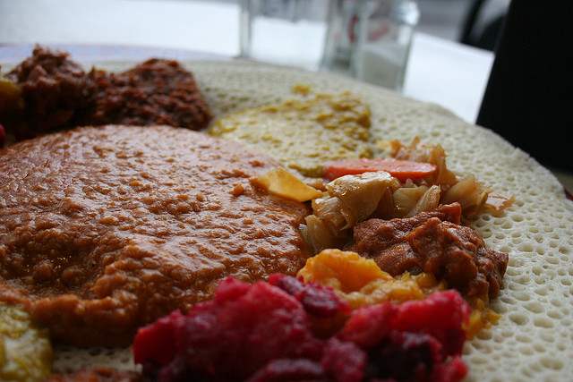 The Ethiopian Food at Keren Restaurant is Well Worth the Wait