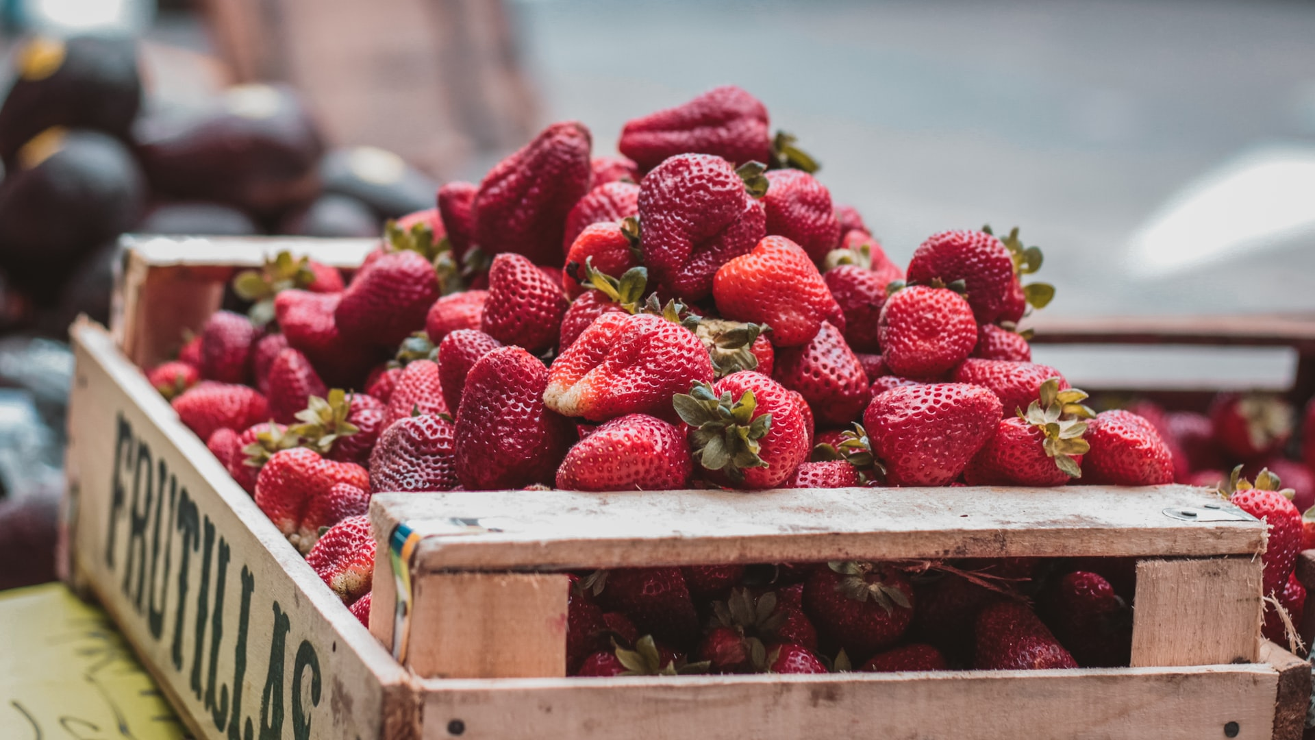 Stock Up on Seasonal Produce at Freshfarm